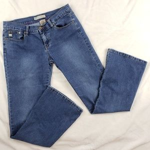 Roxy boot cut low rise jean Juniors  9